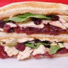 Chicken Sandwich - Thanksgiving Chicken Sandwich
