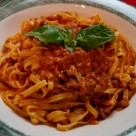 Bolognese Sauce - Pasta Bolognese