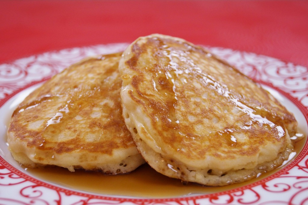 Easy From Scratch Pancakes