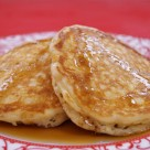 Easy, From Scratch Pancakes!