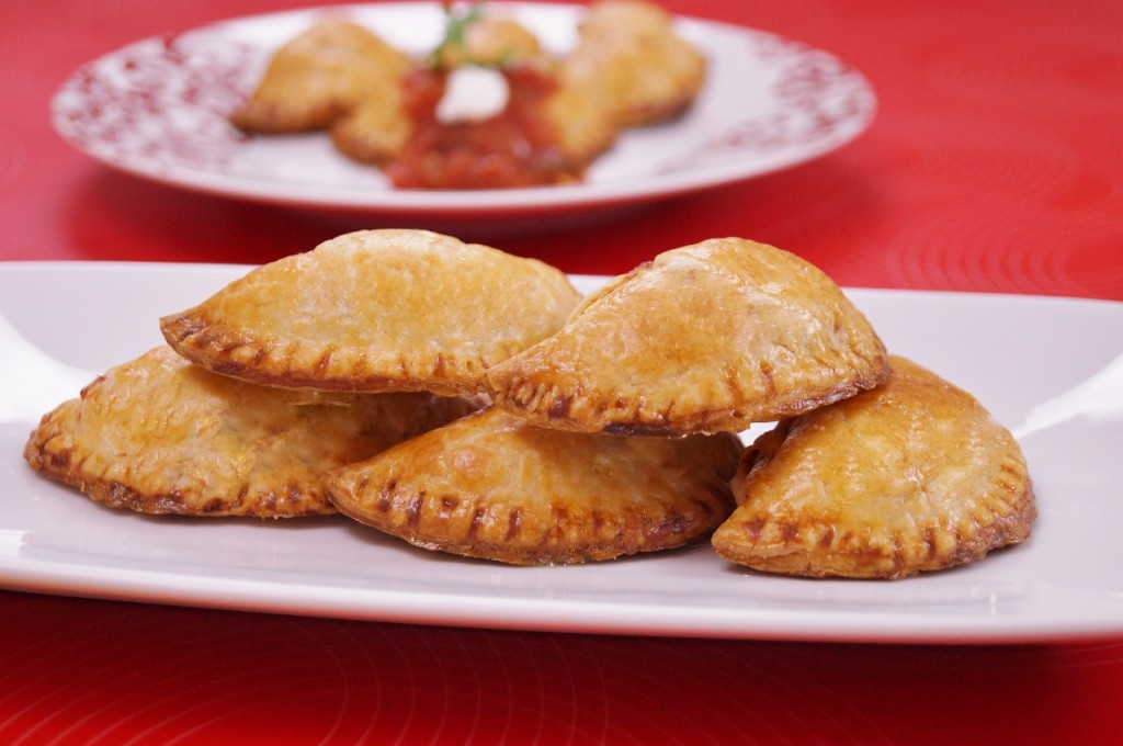 Chicken and Cheese Empanadas Recipe