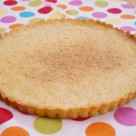 Shortbread Tart Crust