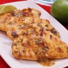 Tequila Lime Chicken