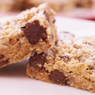 Easy Coconut Chocolate Chip Cookie Bars Recipe