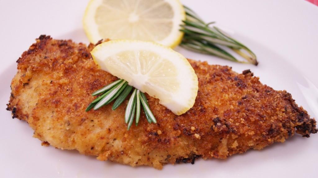Lemon Garlic and Rosemary Chicken Breasts