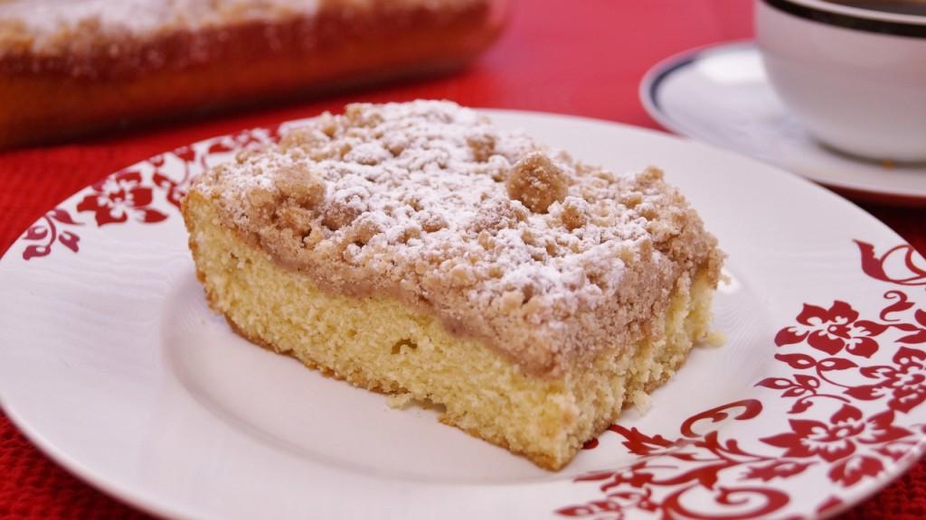 Crumb Coffee Cake
