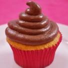 Homemade Vanilla Cupcakes!