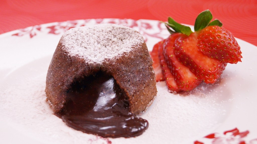 Molten Lava Cake Recipe Video