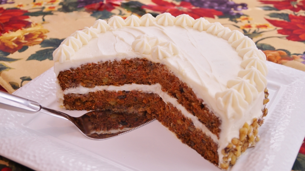 Cake Icing Recipe For Piping: Dishin' With Di - Cooking Show