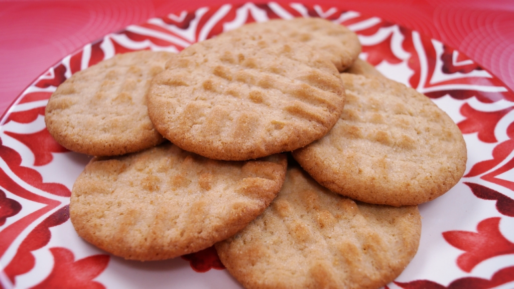 Peanut Butter Cookies Dishin With Di Cooking Show Recipes