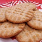 Classic Peanut Buter Cookies