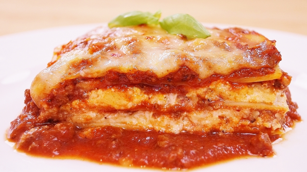 Beef And Cheese Lasagna Recipe
